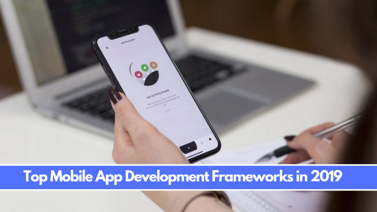 Top mobile app frameworks