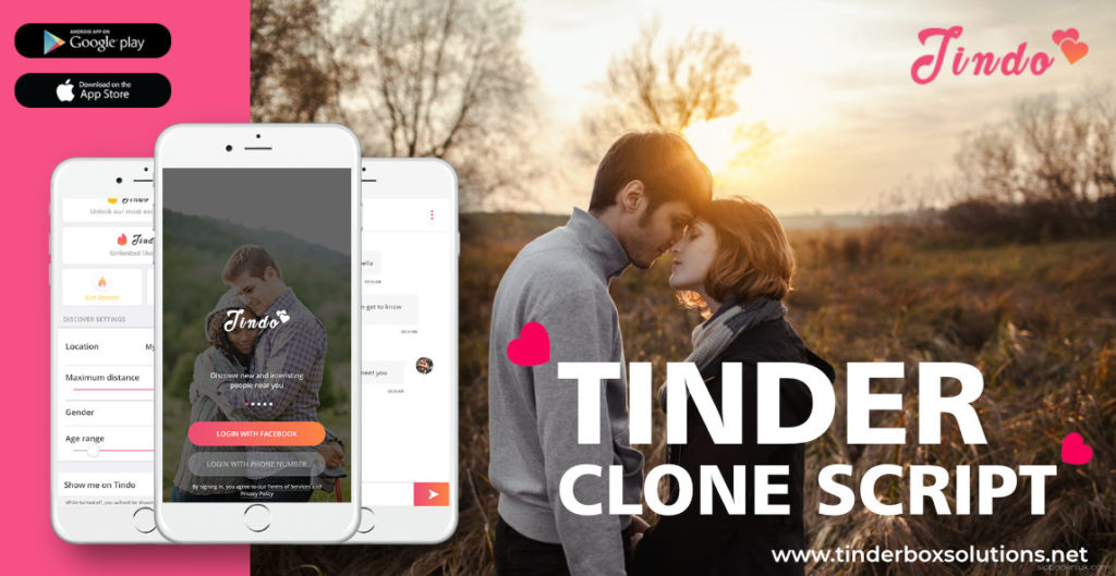 What is Tinder clone?